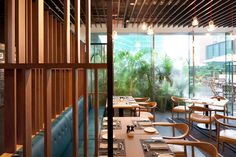 Hotel Icon Hong Kong Conran And Partners Photography By Luke Hayes