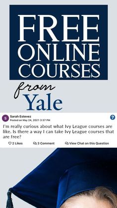 Here's how you can enroll in free online courses from top Ivy League schools!
