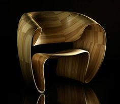 Ribbon Chair by Tom Vaughan 942×824 пикс