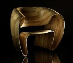 Ribbon Chair by Tom Vaughan 942×824 пикс