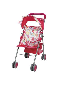 Adora Baby Doll Stroller - Medium Shade Umbrella Stroller