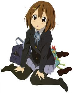 K-On! | Kakifly | Kyoto Animation / Hirasawa Yui