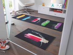 #wash+dry #Kleen-Tex #Fußmatten #waschbar #trocknergeeignet #rutschsicher #Designmatten
