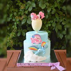 My little pony Cake by Silvia Mancini Cake Art