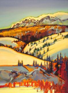 View of the Cliff, Stephen Quiller