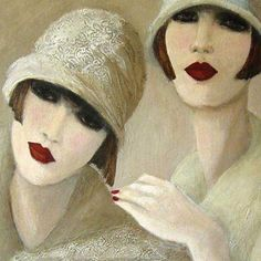 Eve and Sophia By Mo Welch
