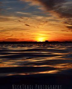 Historic St. Andrews sunset