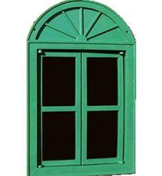 Cute window playhouse - parts