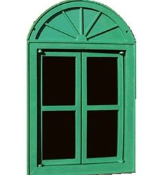 Cute window playhouse - parts