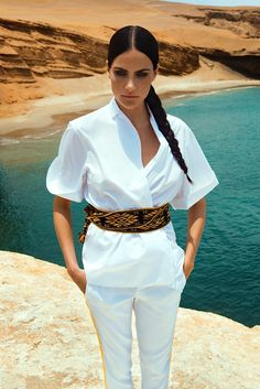 Missy Rayder is Nomad Chic for Bazaar Russia by Alexander Neumann