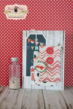 Jodi Sanford for Fancy Pants - Nautical   Get Fancy Pants collections at www.craftysteals.com