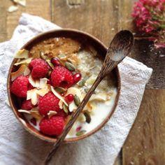 Banana Coconut Porridge