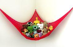 Toy Net   PDF Crochet Pattern  Instant by CrochetSpotPatterns