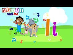 A ni kwa Akili! - Jifunze Herufi - SWAHILI ALPHABET & LETTER SOUNDS! - YouTube