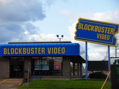 It's probably been a while since you saw one of these out in the wild: | This Is What Happens To A Blockbuster Video After It Dies