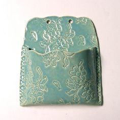clay wall pocket - Google Search