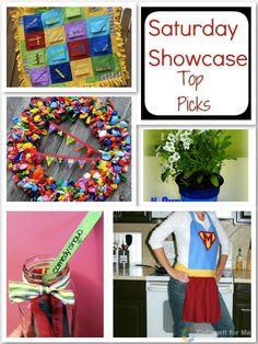 Top Crafty Saturday Showcase Picks