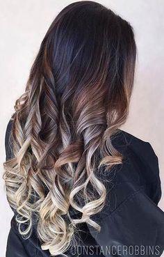 Idées Coupe cheveux Pour Femme 2017 / 2018 31 Balayage Mettre en évidence des idées pour copier maintenant