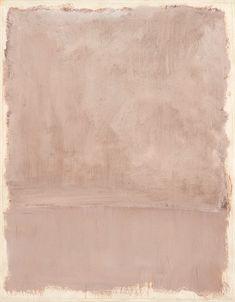 mark rothko, untitled, 1969.