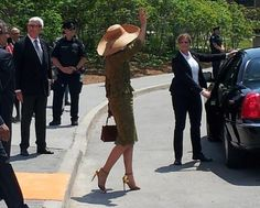 King Willem-Alexander & Queen Maxima state visit Canada-Day-2