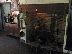 I definitely want a usable cooking hearth in my kitchen. I would use the heck out of it all Winter long.