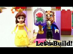 LEGO Beauty and the Beast: Belle's Enchanted Castle 41067 - Let's Build! - http://beauty.positivelifemagazine.com/lego-beauty-and-the-beast-belles-enchanted-castle-41067-lets-build/ http://img.youtube.com/vi/6_Vu5sQ9fAY/0.jpg