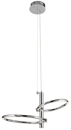Elan by Kichler Lighting 83088 Moku Collection LED Hanging Pendant Chandelier in Polished Chrome Finish Lighting Inc, Lighting Showroom, Vanity Lighting, Pendant Chandelier, Hanging Pendants, Pendant Lighting, Light Pendant, Chrome Finish, Polished Chrome