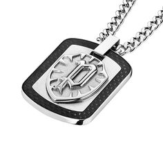 Men's Necklace Police S14YM01P