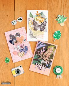 Crate Paper | Wild Heart | Mother's Day Cards