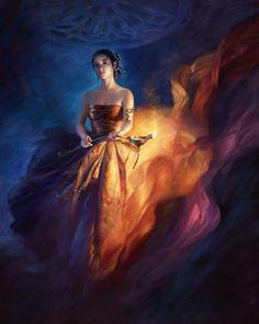 Jia Lu - Heavenly Light
