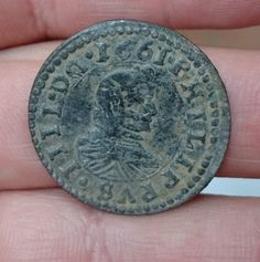 INEDITOS 16 MARAVEDIS DE FELIPE IV 1661 MADRID A / MD  J&S NO CITA  Ref:MB1096 | Monedas y billetes, Monedas españolas, E. Moderna: Carlos V-Napoleón | eBay!