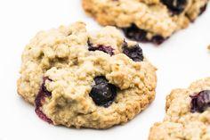 Hovkonditorn: Blueberry-Oatmeal cookies