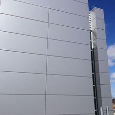 Ccs manufacture and installations aluminium cladding for Exterior design specialists