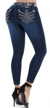 Jeans levanta cola WOW 86348