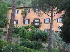 Francis Mayes house in Cortona, Italy