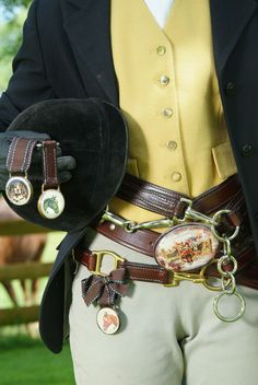 Rebecca Ray Leather Belts