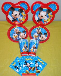 Mickey Mouse Club House Party