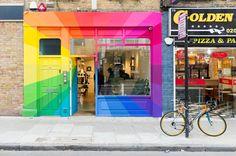 architecture in color