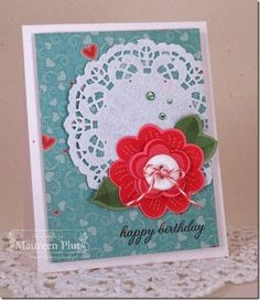 Maureen Plut: Buttons & Bling – Happy Birthday PTI! - 2/5/14