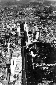 Fotos antigas de Belo Horizonte - SkyscraperCity
