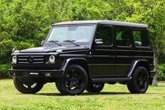"""Mercedes-Benz G 55 Kompressor AMG """"Mastermind"""" Mercedes G55 Amg, Mercedes G Wagon, Mercedes Benz G Class, Steyr, My Dream Car, Dream Cars, Black G Wagon, Mastermind Japan, Ex Machina"""