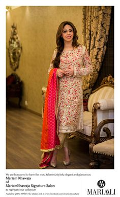 Every year the trend of ladies dresses has been appearing with so many changes. Ladies Fancy Dresses in Pakistan consist of formal and luxury evening. Check out fancy dresses for girls and women here Pakistani Couture, Pakistani Outfits, Indian Outfits, Patiala, Churidar, Salwar Kameez, Salwar Suits, Kurti, Girls Fancy Dresses