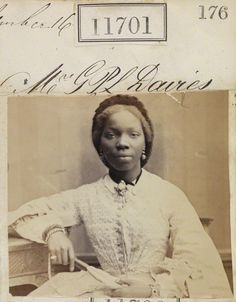 Meet Sarah Forbes Bonetta. Can you guess who her Godmother was? | You'll Never Guess Who This Woman's Godmother Was