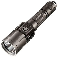 NiteCore Tactical Flashlight – fight the darkness!