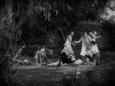 Freaks (1932, Tod Browning) / Cinematography by Merritt B. Gerstad