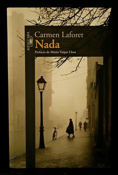Nada-Carmen Laforet. Spanich Historical Fiction on the Spanish Civil War. Spanish 4 book