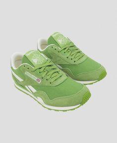 REEBOK NYLON SLIM POP V59395 verde