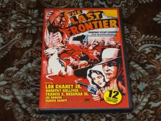 The Last Frontier (DVD, 2005) VCI 12-Chapter Cliffhanger Serial w/Lon Chaney Jr!