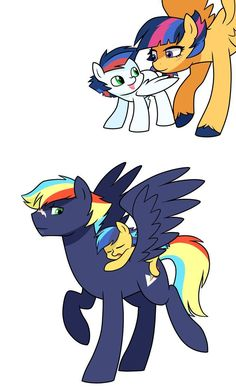 Dang it, Starry, draw your own mlp characters for once! Sorry, couldn't resist a try at drawing older Star and Prism. My Little Pony Comic, My Little Pony Drawing, My Little Pony Pictures, Cartoon As Anime, Cartoon Shows, Rainbow Dash And Soarin, Kilala97, Mlp Base, Little Poni