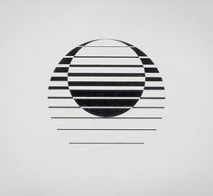 Creative Retro, Corporate, Logo, Design, and Sizes image ideas & inspiration on Designspiration Gfx Design, Logo Design, Design Art, Geometric Logo, Geometric Designs, Geometric Shapes, Op Art, Sun Logo, Painting & Drawing